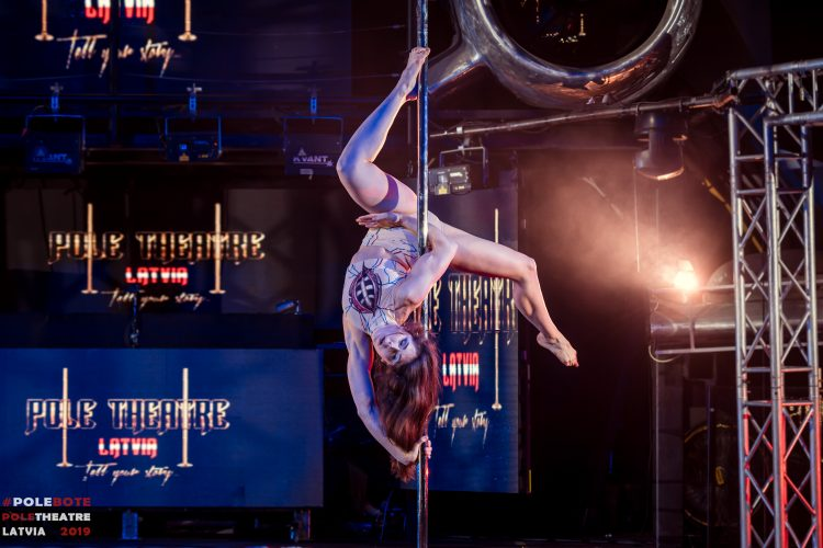 Pole Theatre Latvia 2019